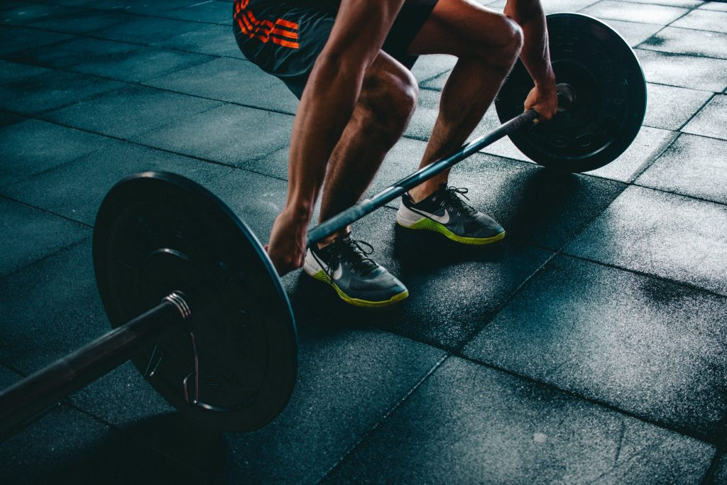 cardio and weight training - weightlifting