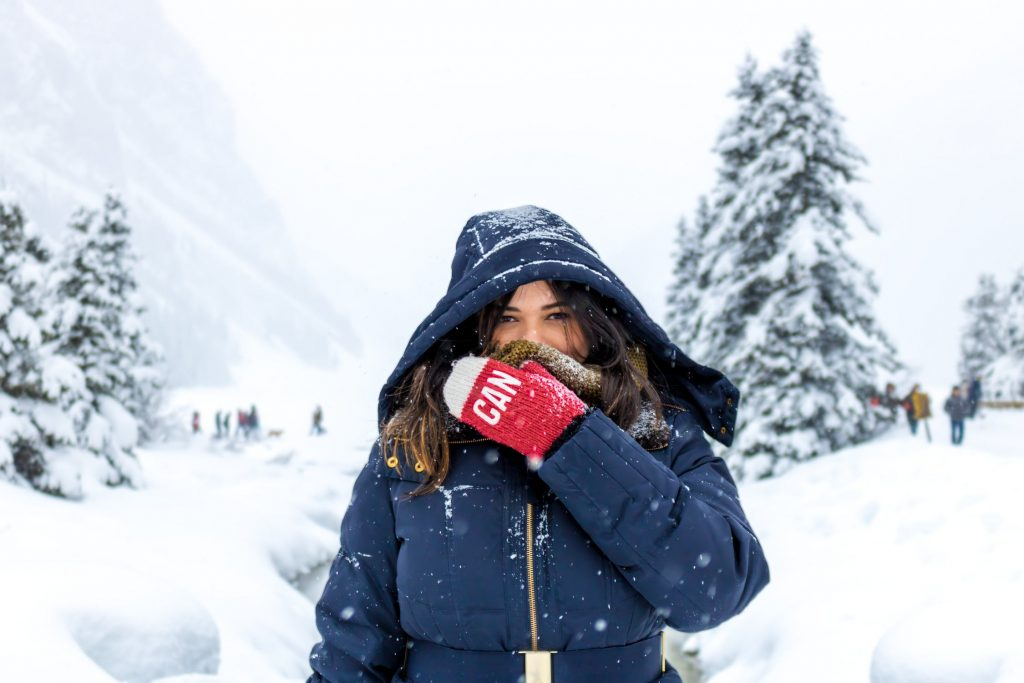 How to Exercise in Cold Weather - snow