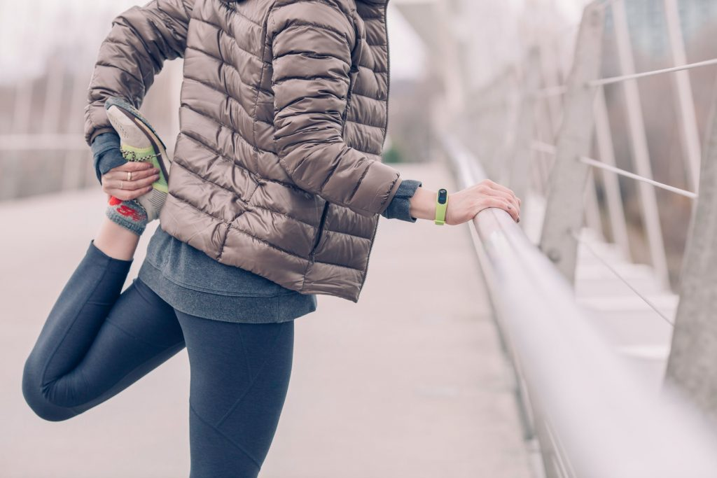 How to Exercise in Cold Weather - stretching