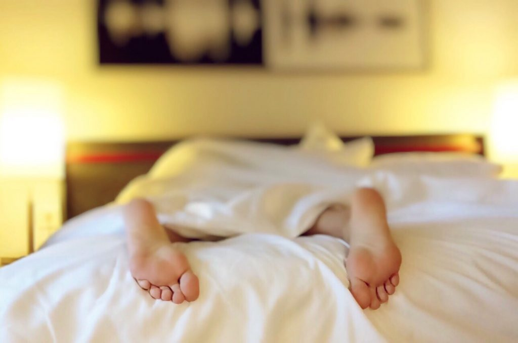 How to Exercise in Cold Weather - in bed