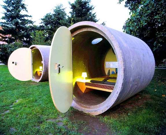 Weirdest Hotels in the World - Das Park Hotel, Linz, Austria